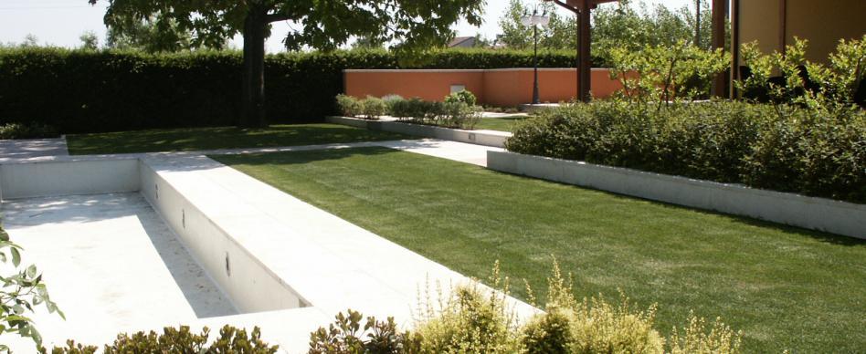 Home armonie verdi for Foto giardini moderni